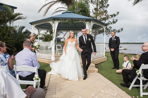 Wedding Venue - Caloundra Power Boat Club 4 on Veilability