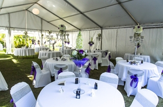 Wedding Venue - Cupid's Garden Weddings - Grand Marquee 1 on Veilability