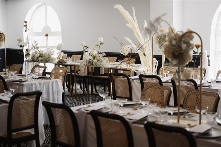 Wedding Venue - The Greek Club - Acropolis 1 - Best Wedding Venue Brisbane - Acropolis Room on Veilability