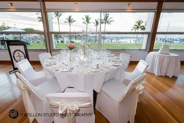 Wedding Venue - Royal Queensland Yacht Squadron 18 on Veilability