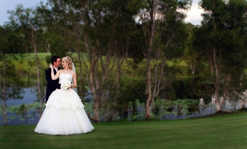 Wedding Venue - Pelican Waters Golf Resort & Spa 9 on Veilability