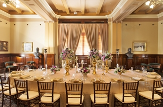 Wedding Venue - Treasury Heritage Hotel - Cabinet Room 2 on Veilability