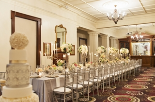 Wedding Venue - Treasury Heritage Hotel - Ryan's Private Dining Room 4 on Veilability