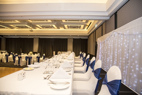 Wedding Venue - Mantra on View Hotel - Boulevard Ballroom 2 on Veilability