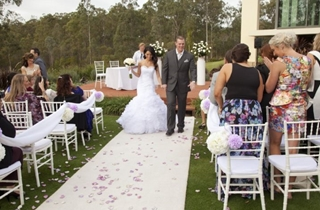 Wedding Venue - Brookwater Glasshouse 1 on Veilability