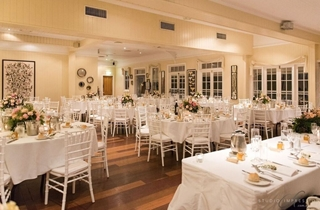 Wedding Venue - Hillstone St Lucia - The Rosewood Room 1 on Veilability
