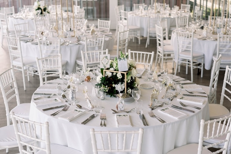 Wedding Venue - Moda Events Portside - Full Venue 2 - Riverview Room on Veilability