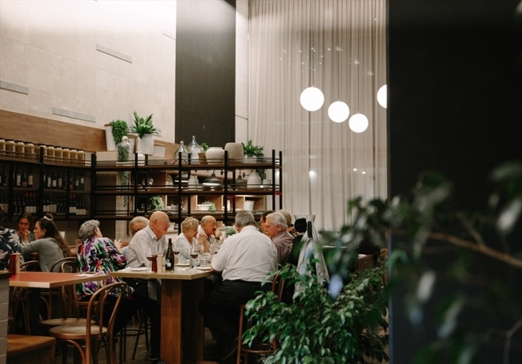 Wedding Venue - Mantra South Bank - Stone Restaurant and Bar 1 on Veilability