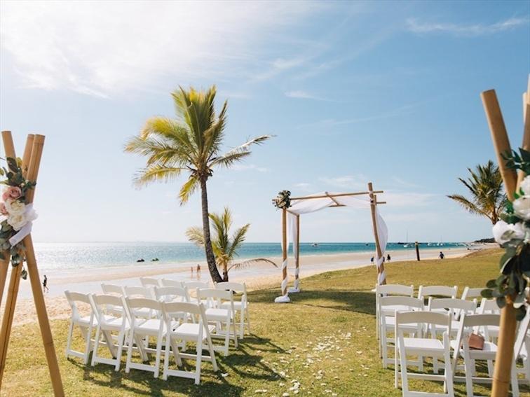 Wedding Venue - Tangalooma Island Resort 22 on Veilability