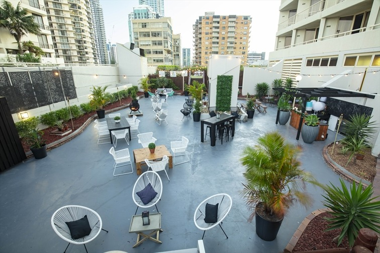 Wedding Venue - Novotel Surfers Paradise - #on5 Rooftop 4 on Veilability