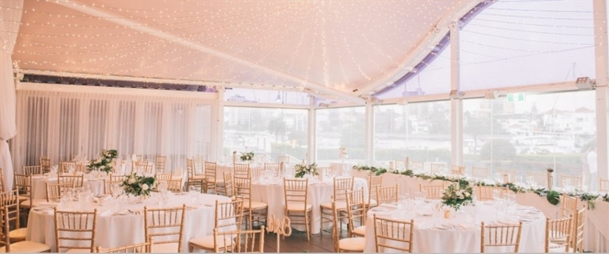 Wedding Venue - The Landing At Dockside - The River Room 2 on Veilability