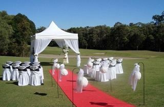 Wedding Venue - North Lakes Resort Golf Club 1 on Veilability