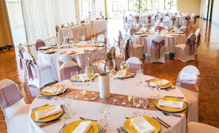 Wedding Venue - Schonell Weddings & Events - Innes Room 1 - Innes Room on Veilability