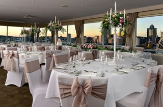 Wedding Venue - Rydges South Bank - Level 12 Rooftop 8 on Veilability