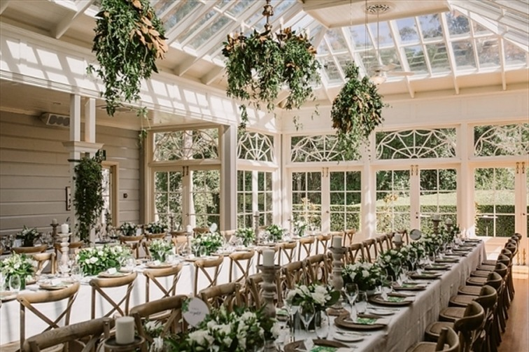Wedding Venue - Gabbinbar Homestead - The Conservatory 8 on Veilability