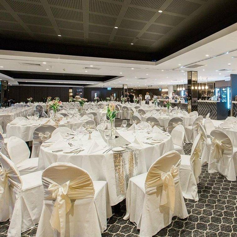 Wedding Venue - Queensland Cricketers' Club - The Wisden Room 1 on Veilability