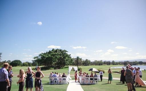 Wedding Venue - Links Hope Island 21 on Veilability