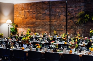 Wedding Venue - The Transcontinental Hotel - Entire Venue 12 - K&A Styling on Veilability