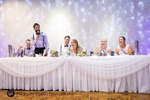 Wedding Venue - Redland Bay Golf Club - Fountain Room 10 on Veilability