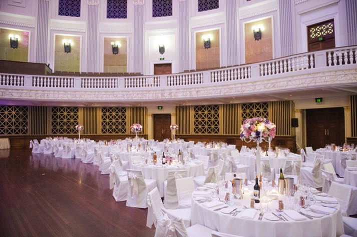 Wedding Venue - Brisbane City Hall - Main Auditorium 10 on Veilability
