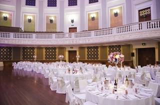 Wedding Venue - Brisbane City Hall - Main Auditorium 10 on Veilability
