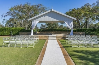 Wedding Venue - Tennysons Garden at The Brisbane Golf Club 10 on Veilability