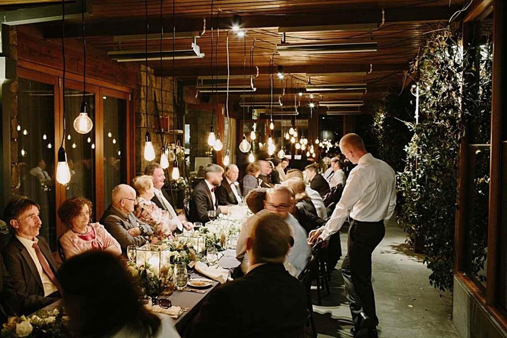 Wedding Venue - Spicers Peak Lodge - The Terrace 3 on Veilability