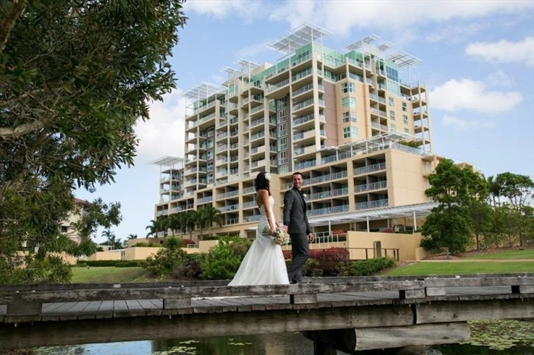 Wedding Venue - Pelican Waters Golf Resort & Spa 6 on Veilability