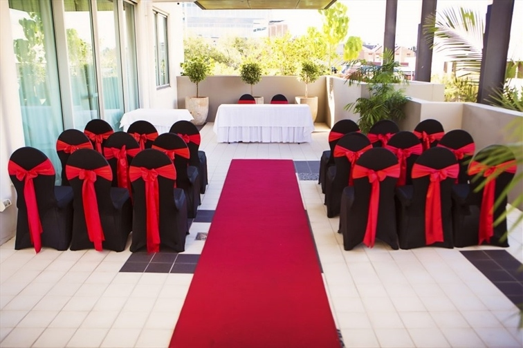 Wedding Venue - Metro Hotel Ipswich International 1 on Veilability