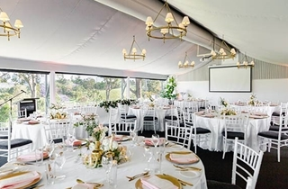 Wedding Venue - Victoria Park Weddings - Garden Marquee 5 - Garden Marquee on Veilability