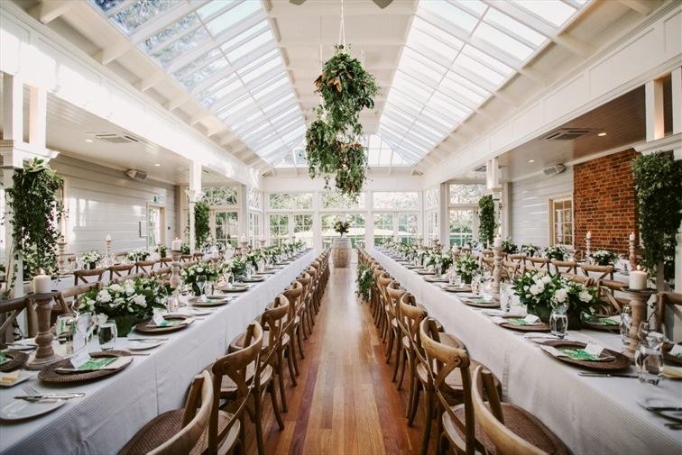 Wedding Venue - Gabbinbar Homestead - The Conservatory 1 on Veilability