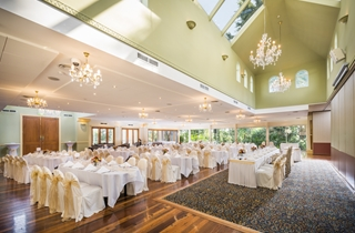 Wedding Venue - Shangri La Gardens  - Regency Room 10 - Regency Room on Veilability