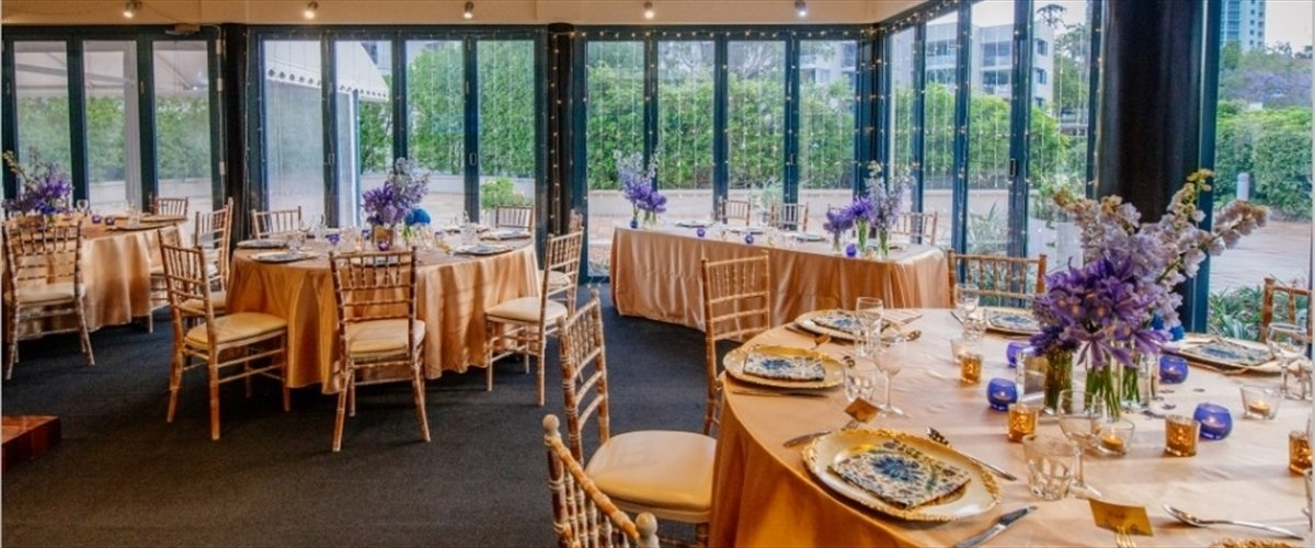 Wedding Venue - The Landing At Dockside - The Garden Room 2 on Veilability