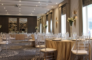 Wedding Venue - The Inchcolm Hotel - Charleston Room 3 on Veilability
