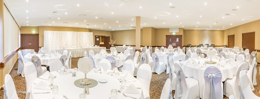 Wedding Venue - Quality Hotel Mermaid Waters - Arcadia Room 3 on Veilability