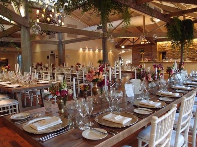 Wedding Venue - Intercontinental Sanctuary Cove Resort - The Grange 1 on Veilability