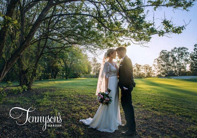 Wedding Venue - Tennysons Garden at The Brisbane Golf Club 20 on Veilability