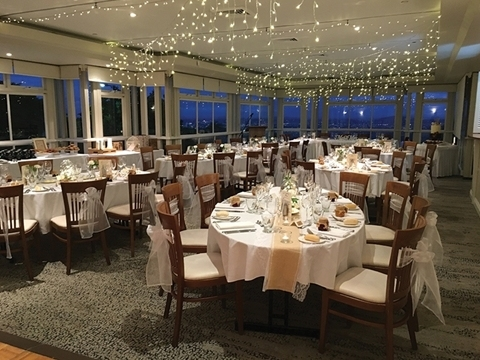 Wedding Venue - Summit Restaurant & Bar - Fountain View Function Room - Lower Level 9 on Veilability