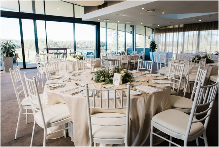 Wedding Venue - Sanctuary Cove Golf & Country Club - Arnie's Function Room 2 on Veilability