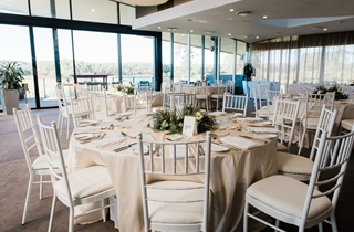Wedding Venue - Sanctuary Cove Country Club - The Botanical Room 2 on Veilability