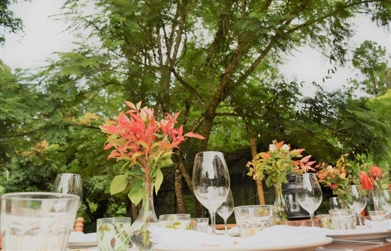 Wedding Venue - Mavis's Kitchen & Cabins - Under the Stars or Marquee 7 on Veilability