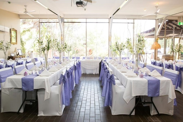 Wedding Venue - Brisbane River Golf Club - Function Room 1 on Veilability