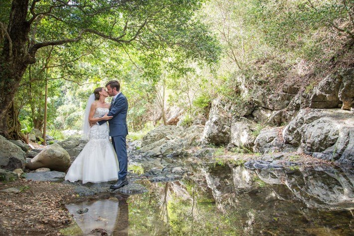 Wedding Venue - Mt Glorious Rainforest Lodge - The Overflow 1 on Veilability