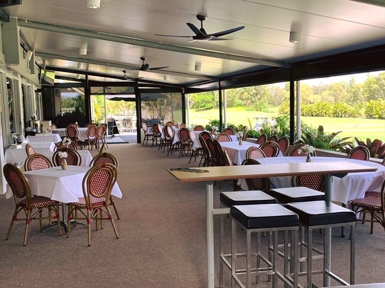 Wedding Venue - Surfers Paradise Golf Club - Alfresco indoor outdoor area 1 on Veilability