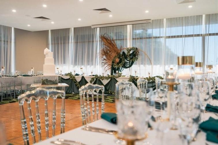 Wedding Venue - Indooroopilly Golf Club - The Fairways Room 1 on Veilability