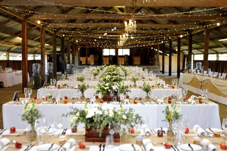 Wedding Venue - The Woolshed at Jondaryan - Woolshed 1 on Veilability