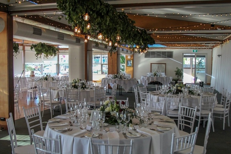 Wedding Venue - Royal Queensland Yacht Squadron - The Flags Room 1 on Veilability