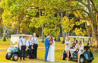Wedding Venue - Surfers Paradise Golf Club 1 on Veilability