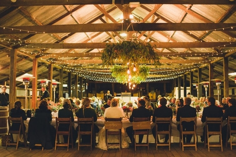 Wedding Venue - The Woolshed at Jondaryan - Woolshed 6 on Veilability