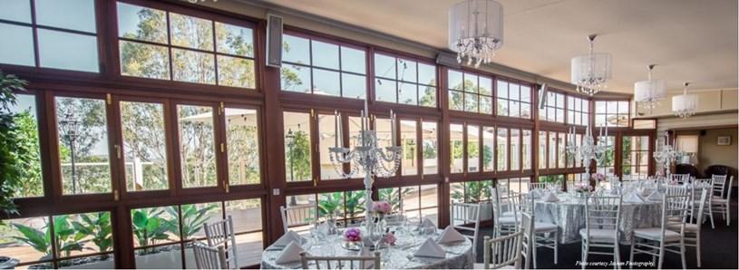 Wedding Venue - Topiaries At Beaumont - Cedar Room 1 on Veilability